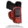 Inside The Pants / Waist Holsters Leather
